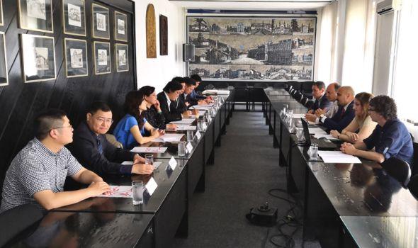Uspostavljena saradnja u oblasti kulture između kineskog grada Sudžoua i Kagujevca