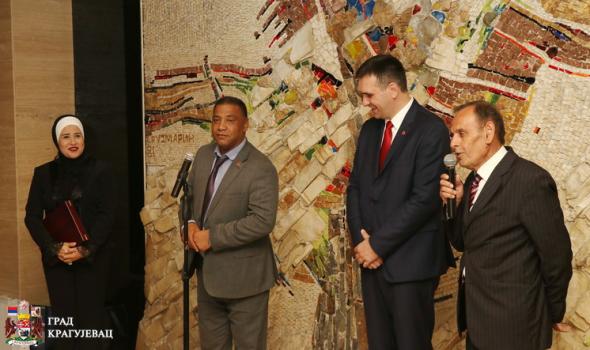 Gosti iz gradova prijatelja i pobratima čestitali Kragujevcu Đurđevdan