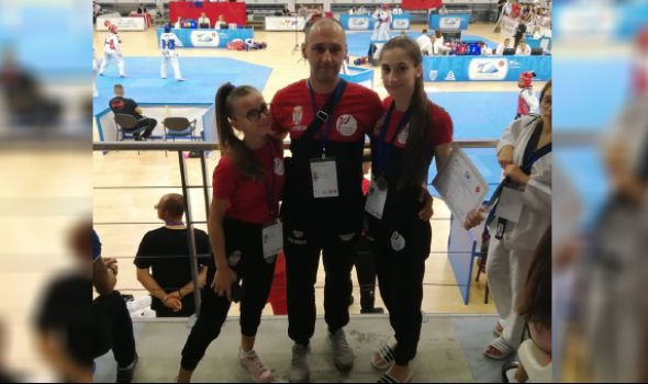 Aleksandra Germanac osvojila bronzu na Balkanskom prvenstvu u Bugarskoj