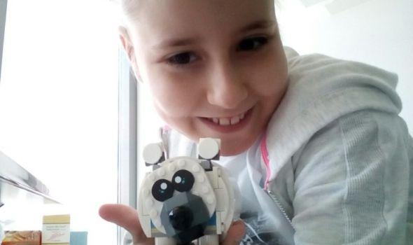 Izvršena transplantacija, Teodora primila ćelije novog života