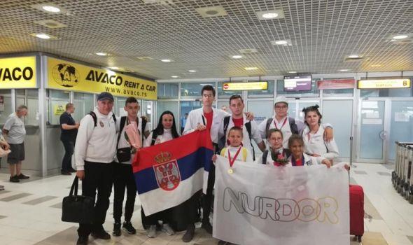 TEODORA i drugari osvojili 7 medalja na Svetskim POBEDNIČKIM igrama dece lečene od raka (FOTO)