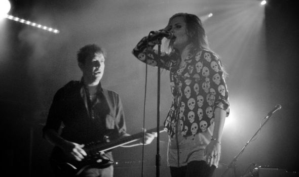 """The Kills"" i ""Morcheeba"" na Arsenalu 08"