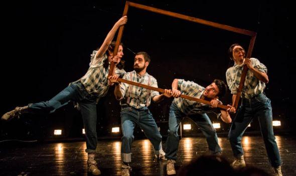 """Predstava """"Tihi dečak"""" u Pozorištu za decu"""
