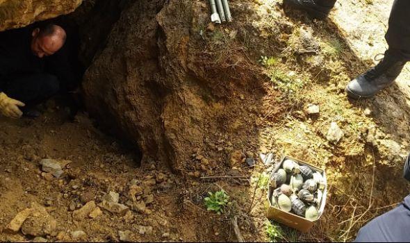 Uprava za vanredne situacije uništava neeksplodirane mine, bombe, granate i rakete