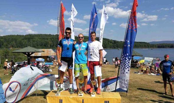 Trakić prvak Srbije u Olimpijskom triatlonu