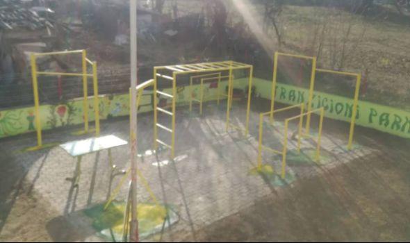 Kragujevac dobio Tranzicioni park (FOTO)