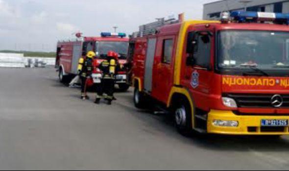 Trening specijalizovanih jedinica u Kragujevcu