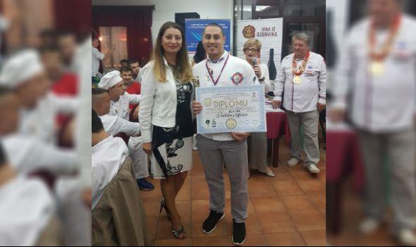 Trijumf kragujevačkih kulinara u Beogradu i Knjaževcu