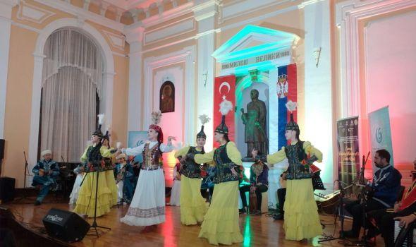 Melodije turkijskog sveta u Kragujevcu (FOTO)