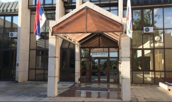 Savet Univerziteta danas raspravlja o smeni Arsenijevića i poništavanju doktorata njegovog sina