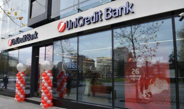 Najsavremenija ekspozitura UniCredit Banke na novoj lokaciji u Kragujevcu (FOTO)