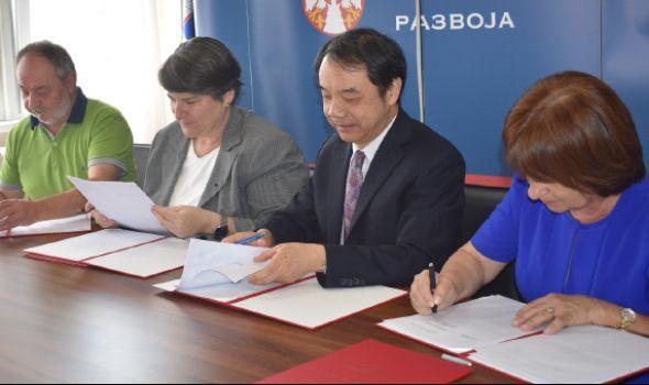 Univerzitet u Kragujevcu uspostavio saradnju sa kineskim Institutom za fiziku