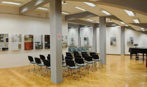 """Izložba """"Dizajn prostornih struktura"""" u Univerzitetskoj galeriji"""