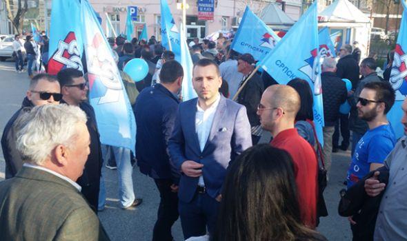 Urošević: Nikolić se kandidovao sam protiv sebe i izgubio