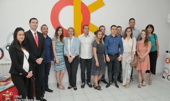 Vanja Udovičić otvorio Omladinski klub