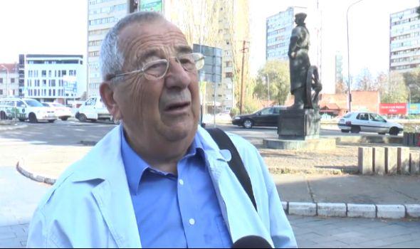 Kragujevački arhitekta Verolјub Trifunović nagrađen u Nišu
