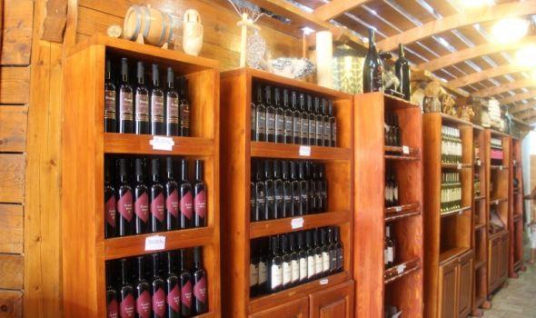 Osnivanje Vinskog haba u Kragujevcu, prostor u okviru nove kuće Đure Jakšića