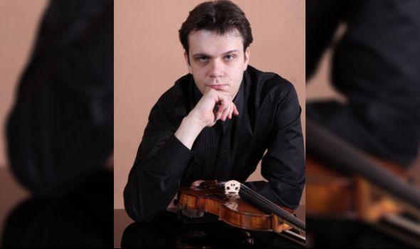 Koncert violiniste Marka Josifoskog u Univerzitetskoj galeriji
