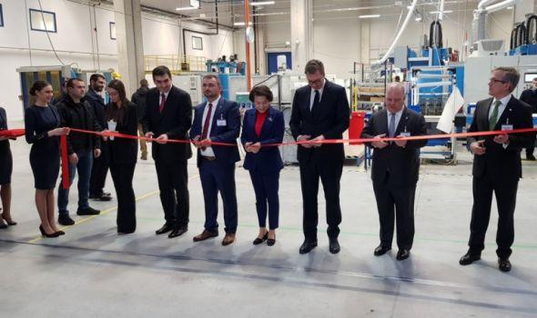 Kineska kompanija Yanfeng otvorila fabriku u Kragujevcu (FOTO)