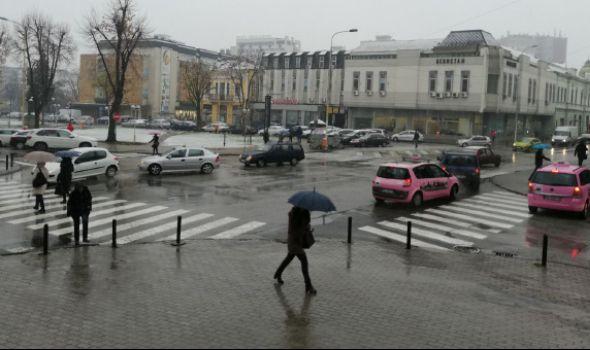 ZABELELO se u Kragujevcu, saobraćajnice čiste