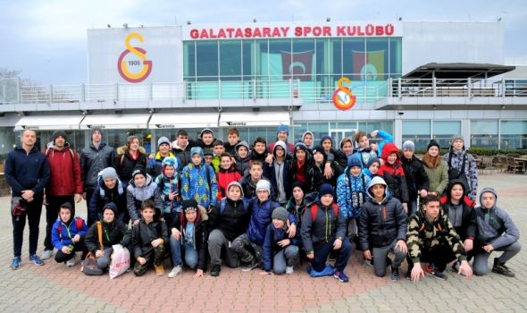 """Mladi vaterpolisti """"Radničkog"""" odradili pripreme u Istanbulu (FOTO)"""