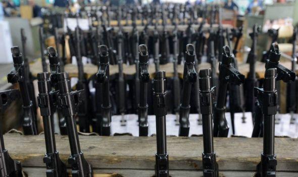 Otkud kragujevačke puške u Siriji?