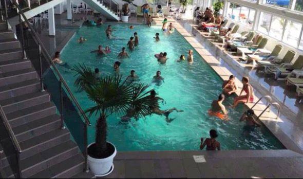 """Spa centar """"Zelena dolina"""": Bazen, žurke, škola plivanja…"""