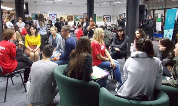 Živa biblioteka u Kragujevcu: Tolerancijom do pravilnog izbora
