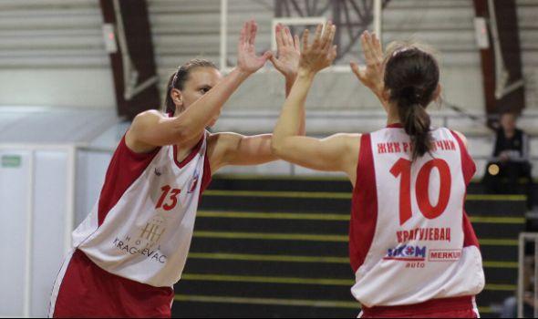 Košarkašice Radničkog savladale Art Basket u Beogradu, pa dočekuju Vrbas