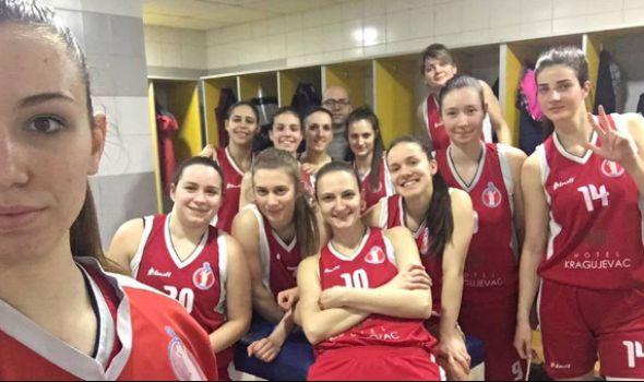 Trijumf košarkašica Radničkog u Vršcu