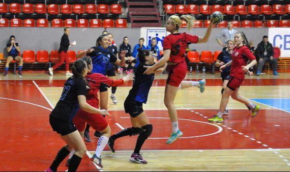 Kragujevčanke pobedile Beograđanke