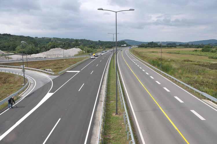 Autoput Kragujevac Batočina 02