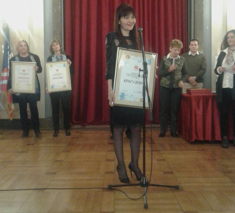 Kragujevac najuspešniji u dobrovoljnom davanju krvi Nevenka Bogdanović 02