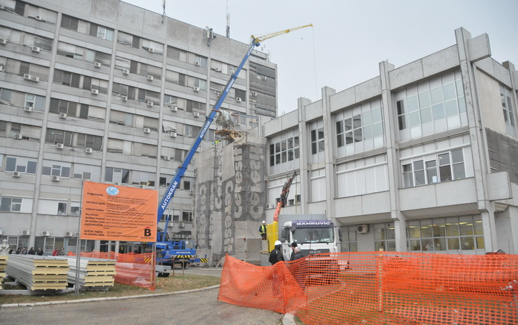 vantelesna izgradnja