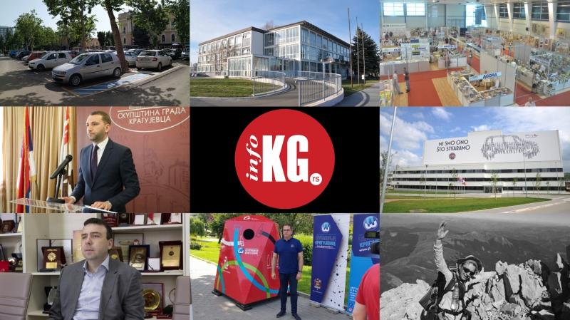 InfoKG 7 dana: Parking, Zastavina ambulanta, Urošević, Fiat, Petković, origami, planinar...