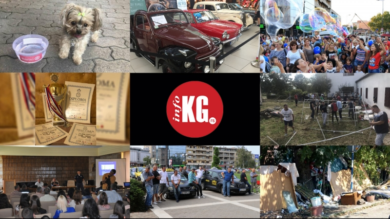 "InfoKG 7 dana: ""Haos"", štrajk, kulinari, protest taksista, Fiat, Pivara…"