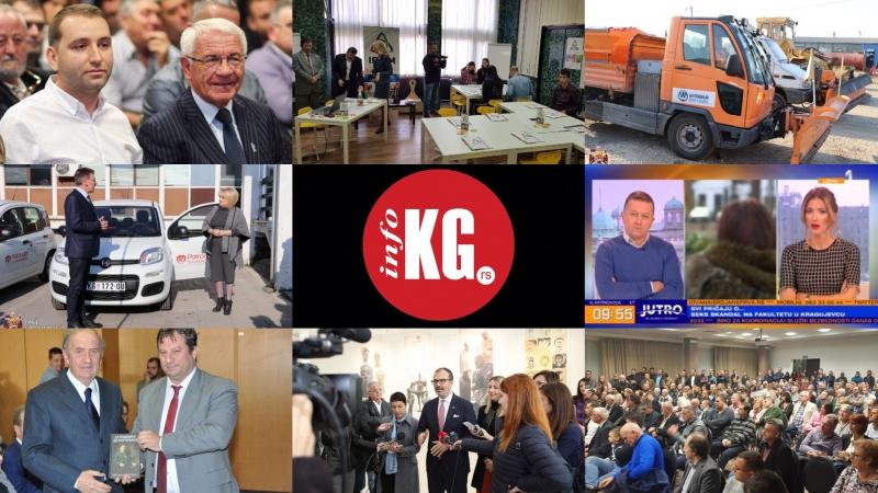 InfoKG 7 dana: Skener, Urošević – Stevanović, studentkinja, Fabrici, novo preduzeće, Drašković…