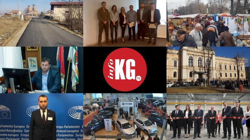 InfoKG 7 dana: Asfaltiranje, vašar, rektor, sud, Urošević, MIND park…