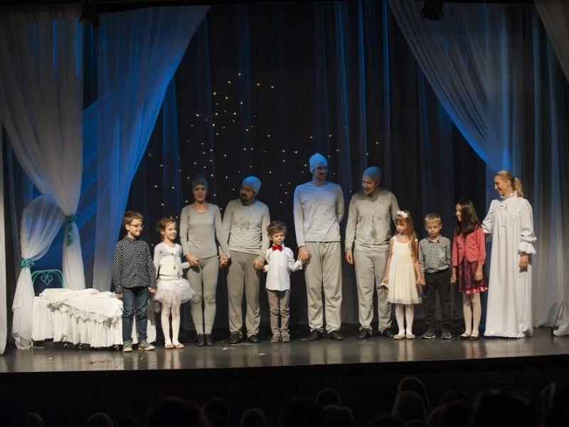 """Petar Pan"" u Pozorištu za decu"