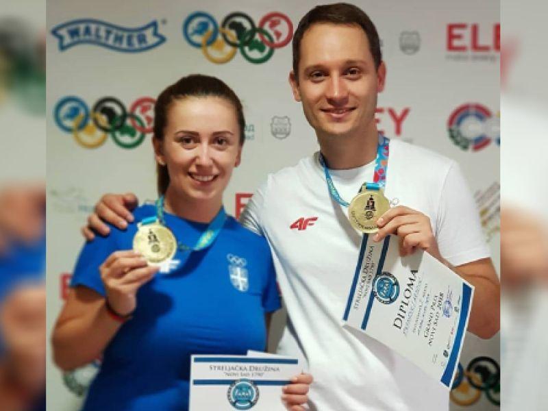 Stefanoviću i Arsovićevoj zlato u Novom Sadu