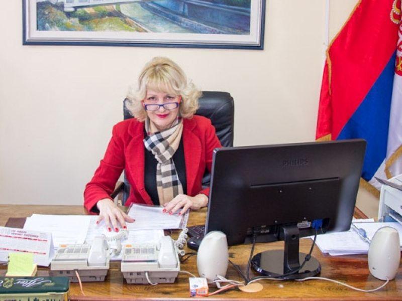 Intervju: BILJANA ILIĆ STOŠIĆ: Kragujevac mora da se vrati na mapu moćnih industrijskih centara