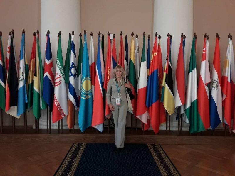 """Biljana Ilić Stošić za InfoKG o utiscima sa """"Evroazijskog ženskog foruma"""" i kako je Putin oduševio dame (FOTO)"""