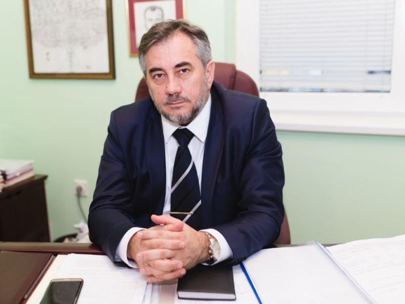 Intervju: MIROSLAV BRKOVIĆ - Građevinarstvo može da bude glavni pokretač Kragujevca