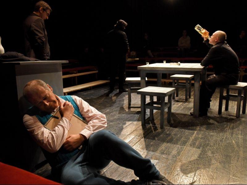 """Predstava """"Četiri brata"""" u Teatru"""
