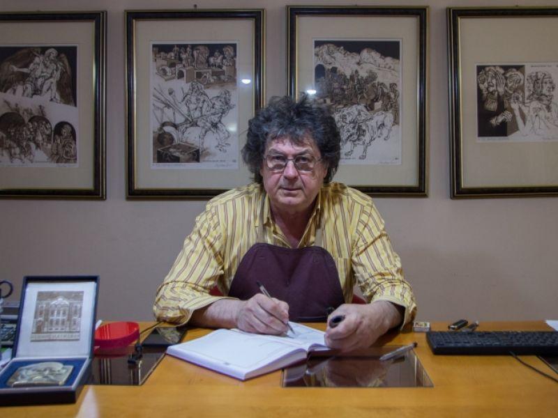 Intervju: SLAVOLJUB GALIĆ ĐANI - Brend izgrađen na krilima umetničkog zanosa
