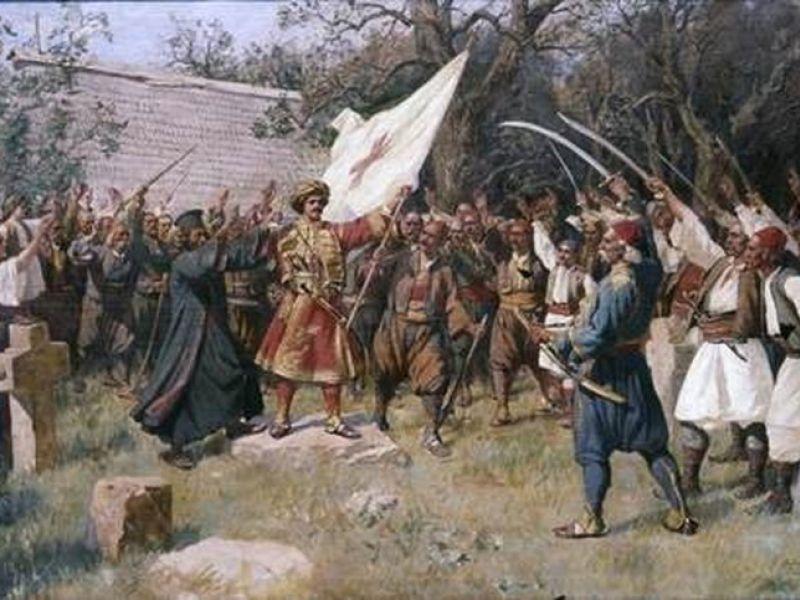 STARI KRAGUJEVAC - Drugi srpski ustanak