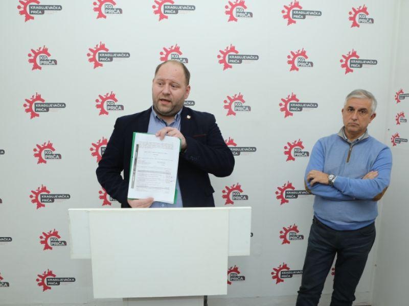 Kragujevačka priča: Budžet za 2020. je katastrofalan i nerealan