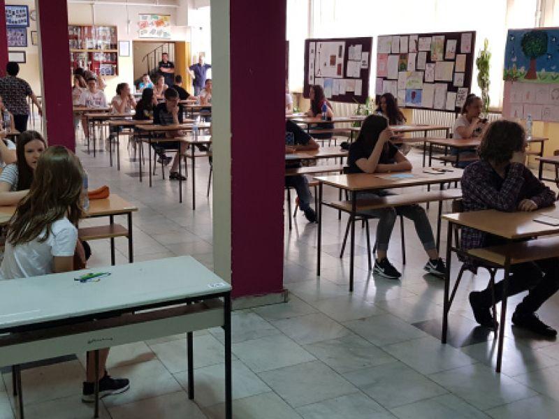 Objavljena REŠENJA: Mali maturanti polagali kombinovani test
