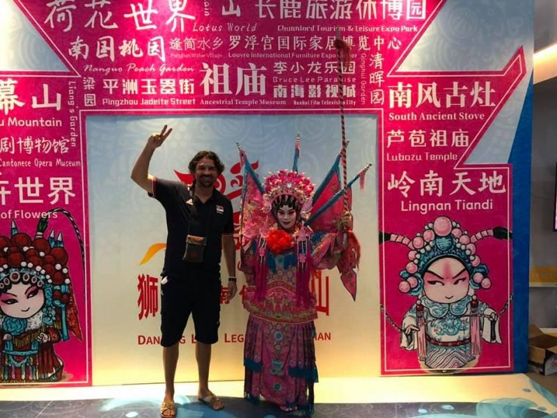 Ćuretove pustolovine: MOJA KINA tokom Svetskog prvenstva u košarci (Drugi deo)