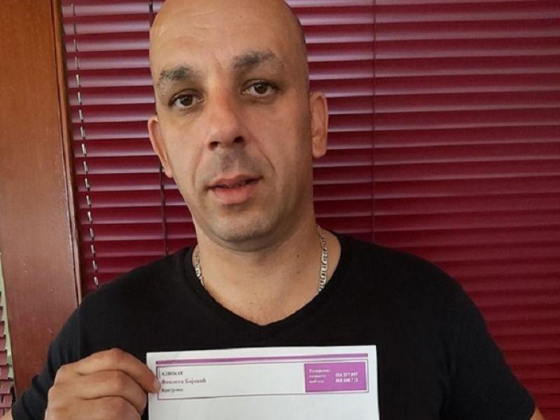 Vođa protesta protiv likvidacije Zastavine ambulante VRAĆEN NA POSAO